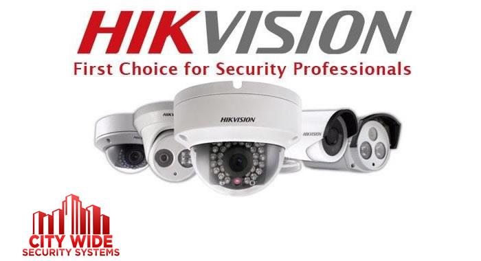 HIK Vision Security Cameras